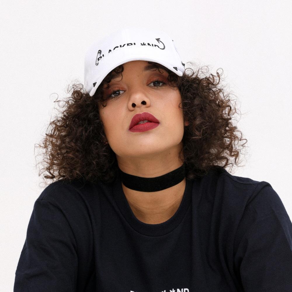 BBD Crazy Angeless Cap (white)