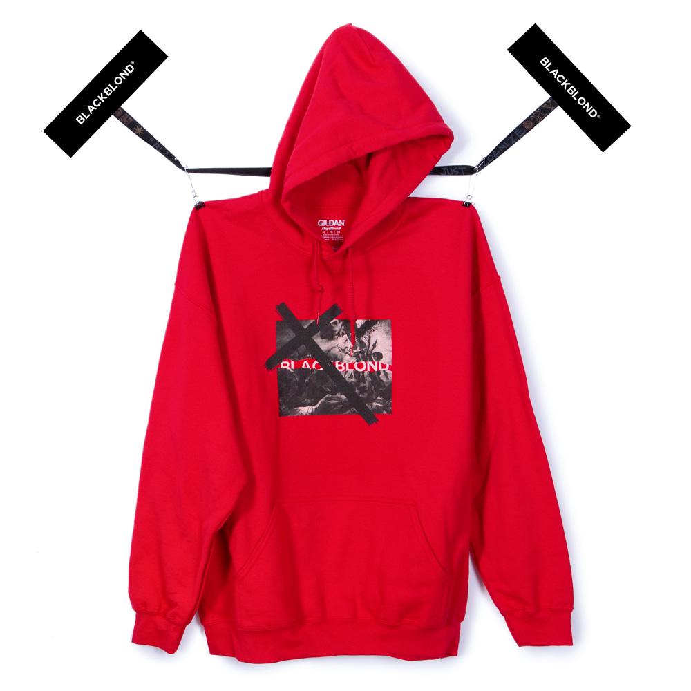 BBD Revolution Hoodie (Red)