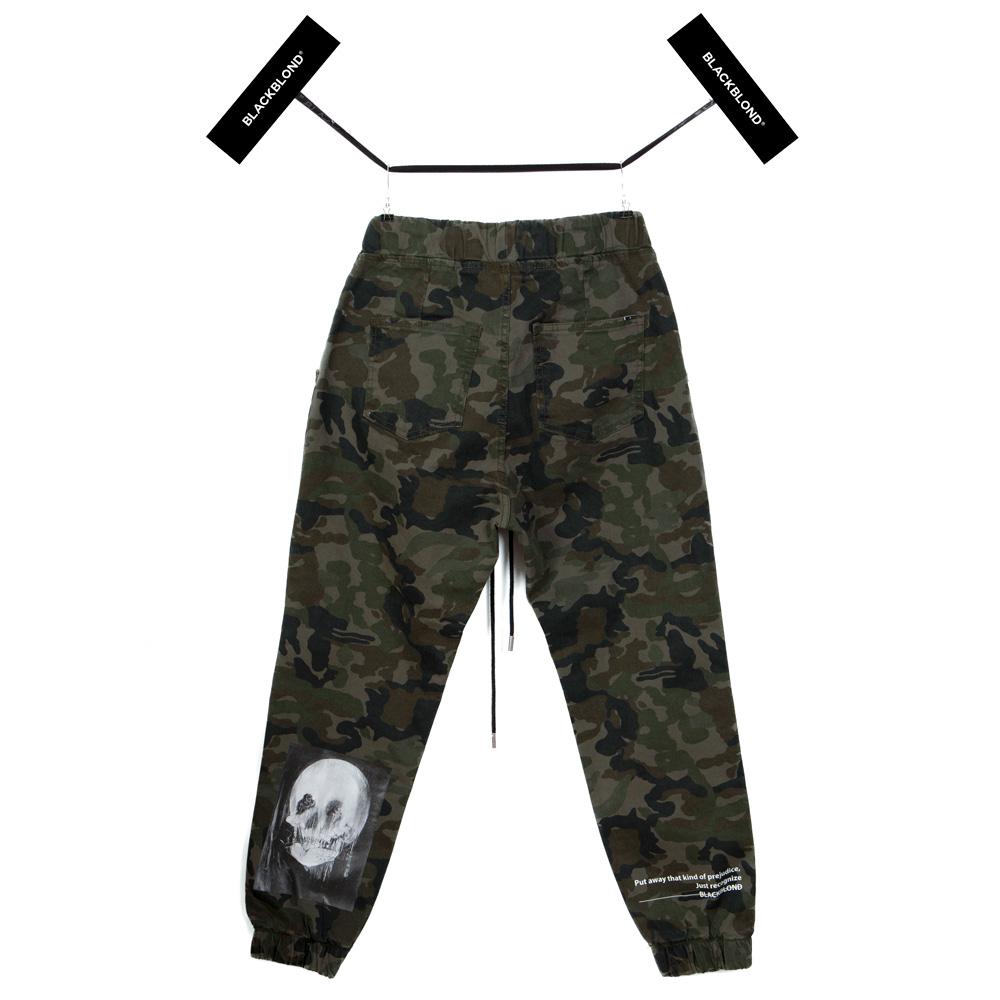 BBD Hermoso Camo Jogger Pants (Khaki)