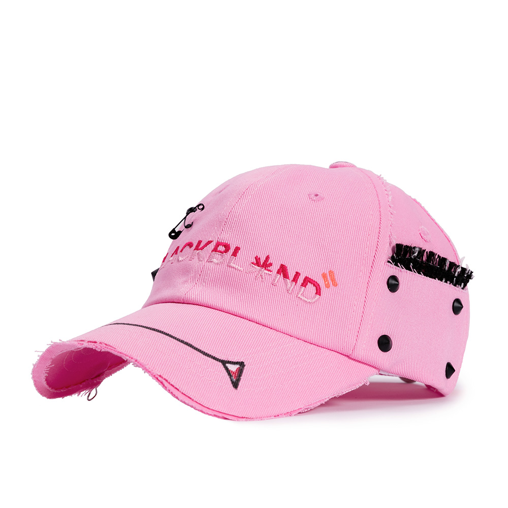 BBD Crazy Graffiti Cap Halloween Edition (Pink)