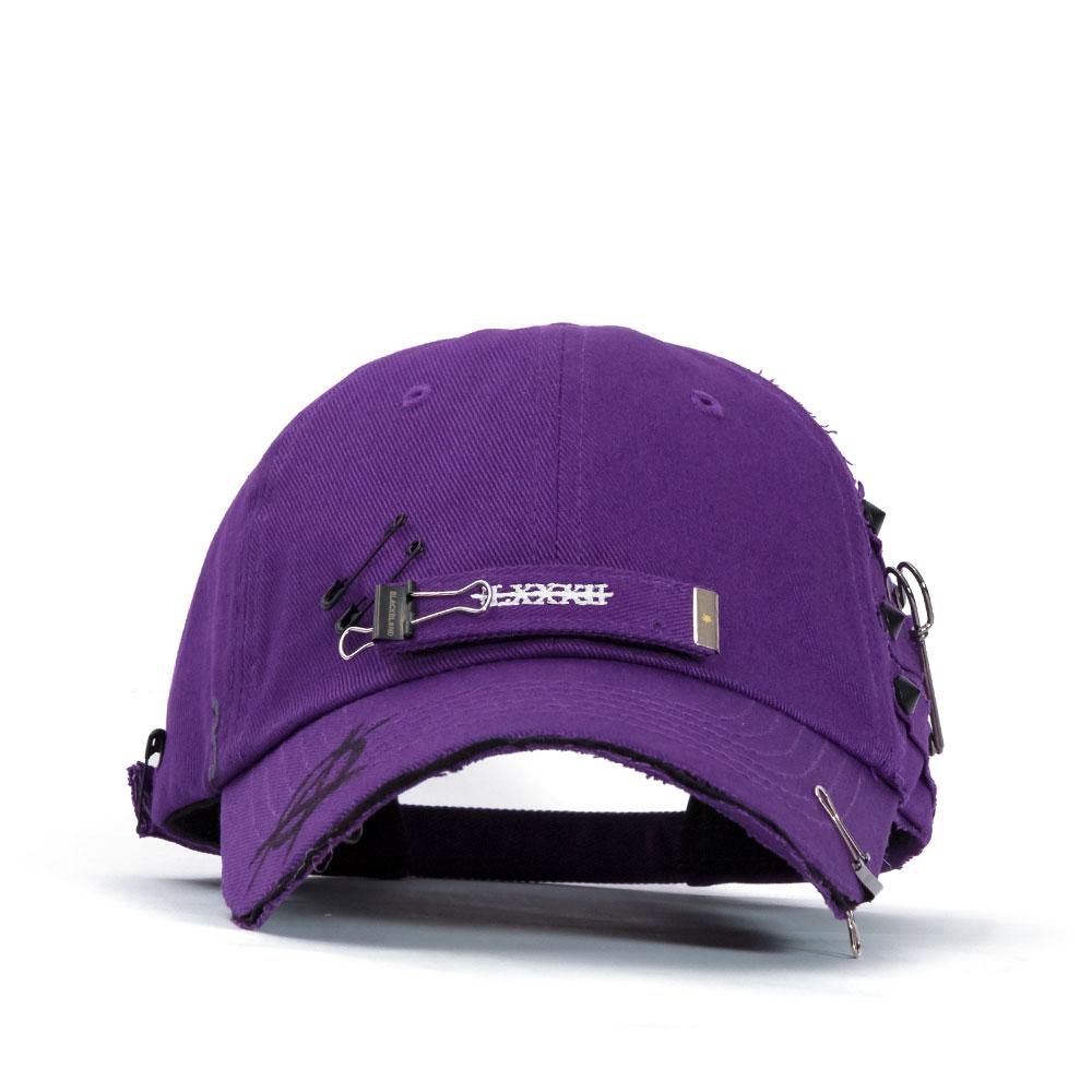 BBD Stump of Long Strap Cap (Purple)