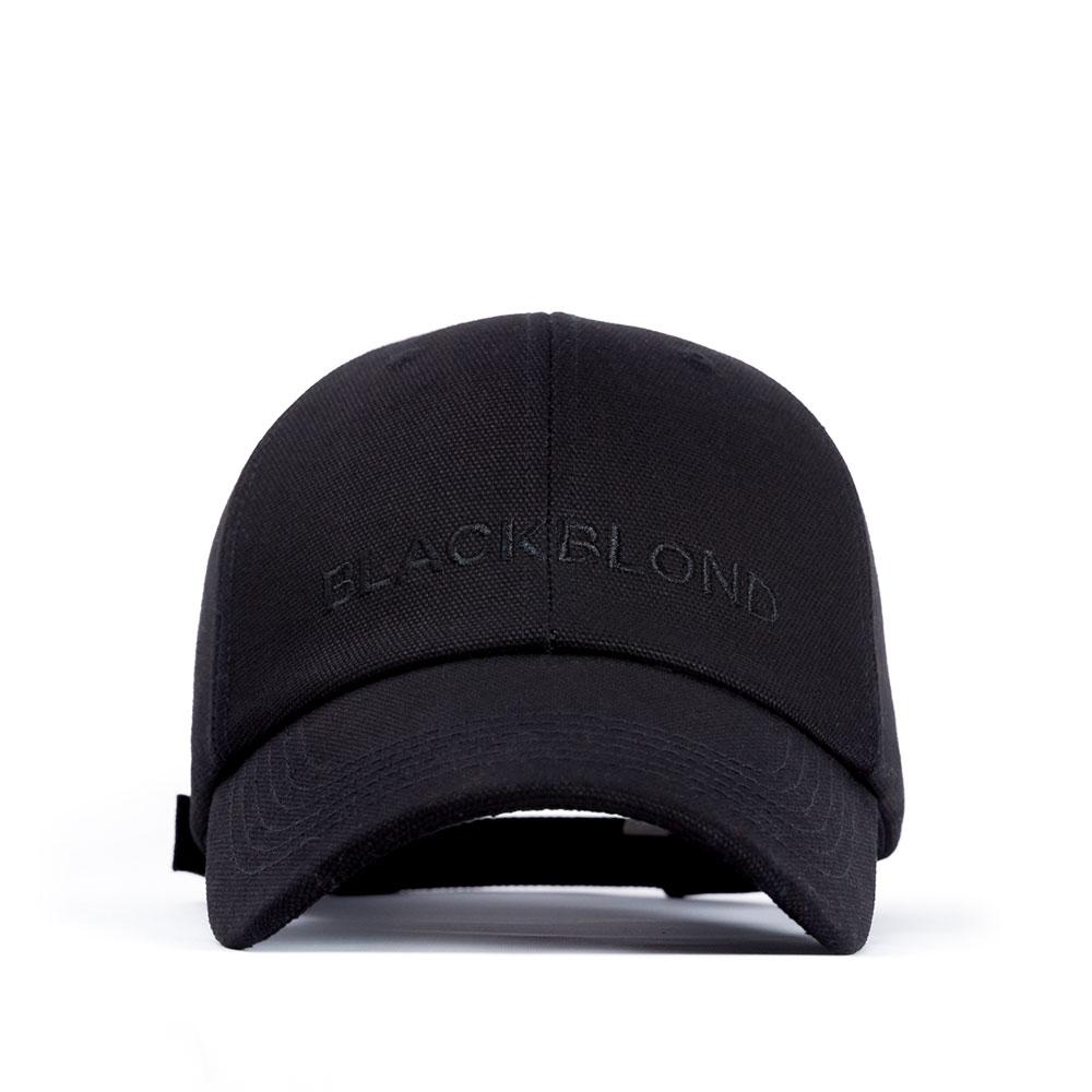 BBD Solid Oxford Classic Logo Cap (Black)