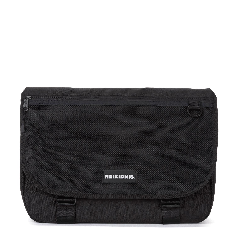 WIDE VISION MESSENGER BAG / BLACK