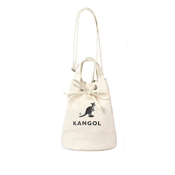 Alice Canvas Bucket Bag 3738 IVORY
