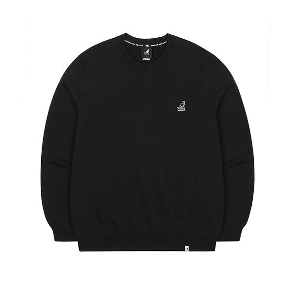 Classic Kangol Sweatshirt 1557 Black
