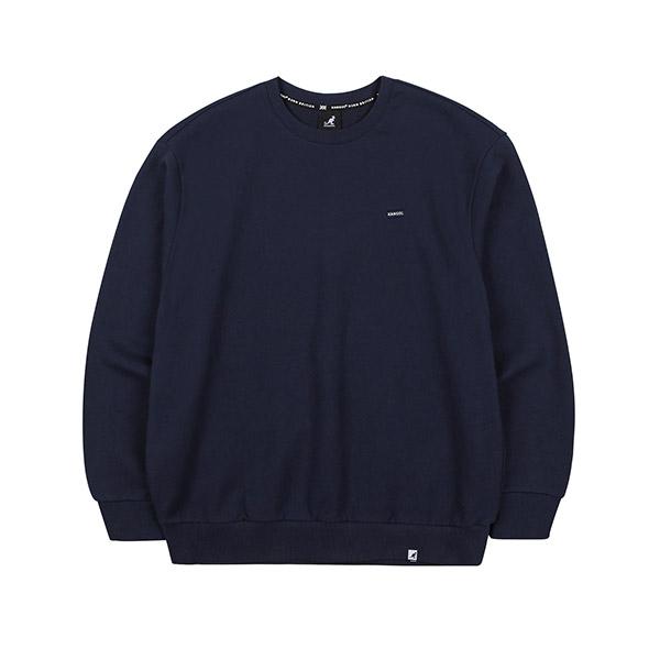 [한정특가]Oversized Sweatshirt 1610 NAVY