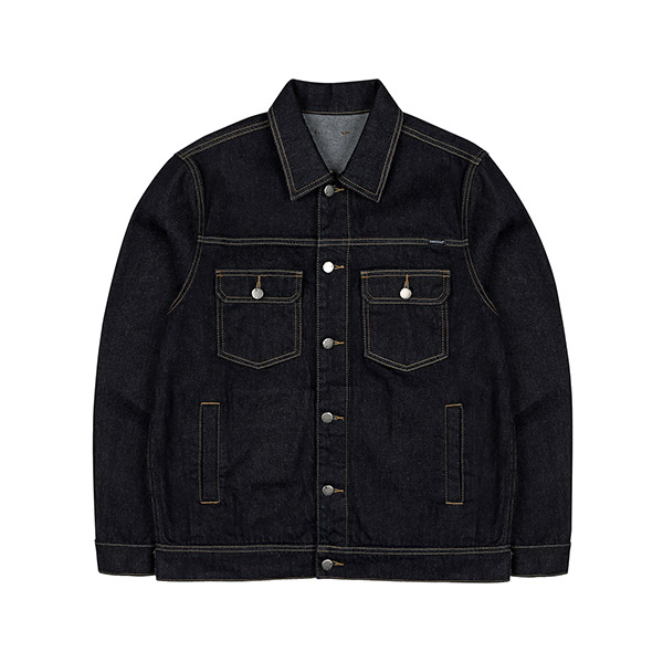 [한정특가]Denim Trucker Jacket 8508 DEEP WATER BLUE