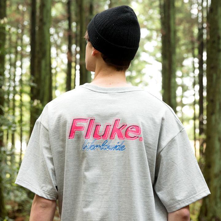[단독할인]플루크 네온 사인 16 오버핏 반팔티셔츠 FST1002 / 3color