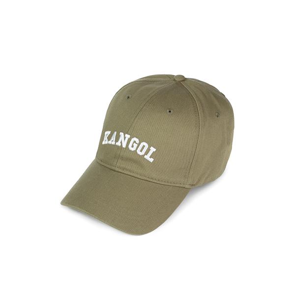 Kangol Word Logo Baseball 4259 KHAKI