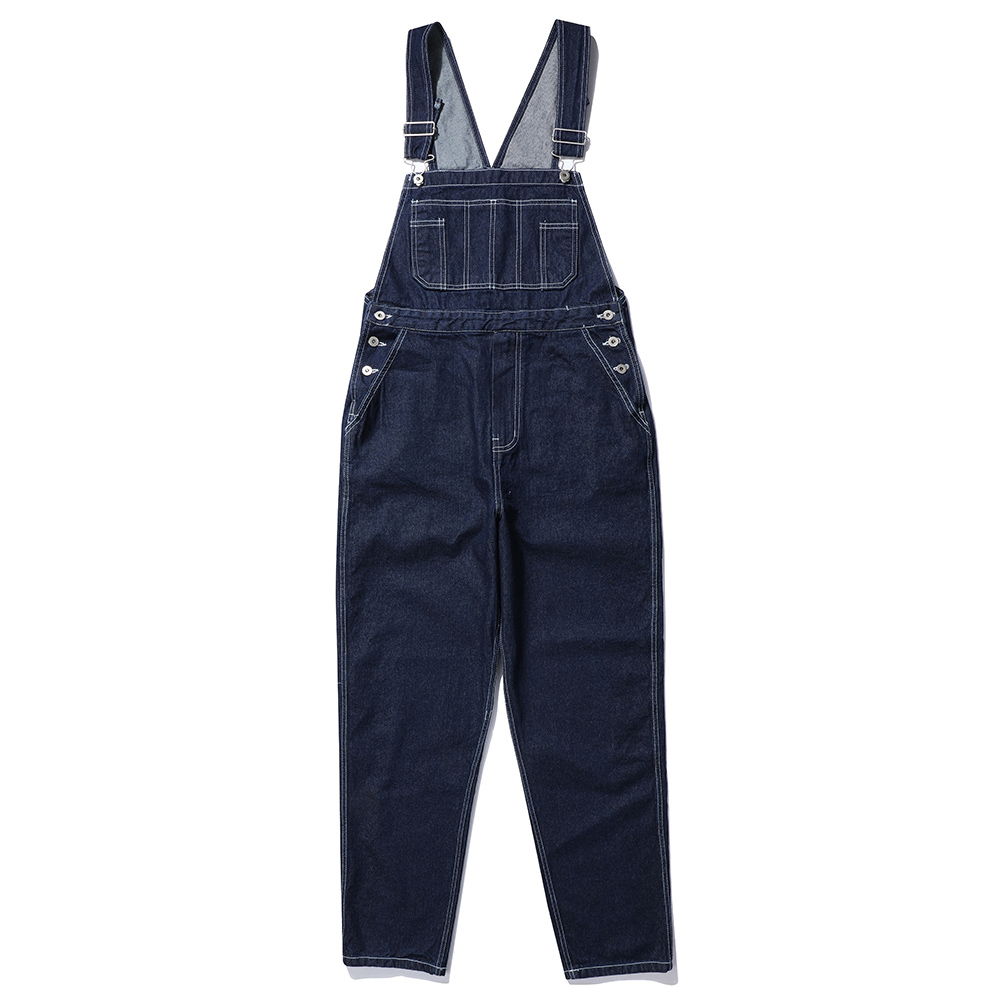 19SS DENIM OVERALL (BLUE)