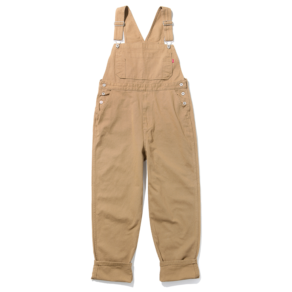 19SS COTTON OVERALL (BEIGE)