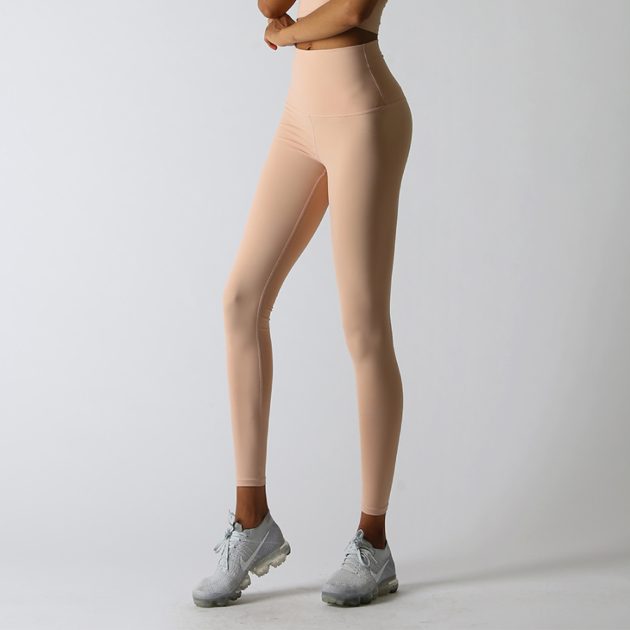 High And Leggings Nude