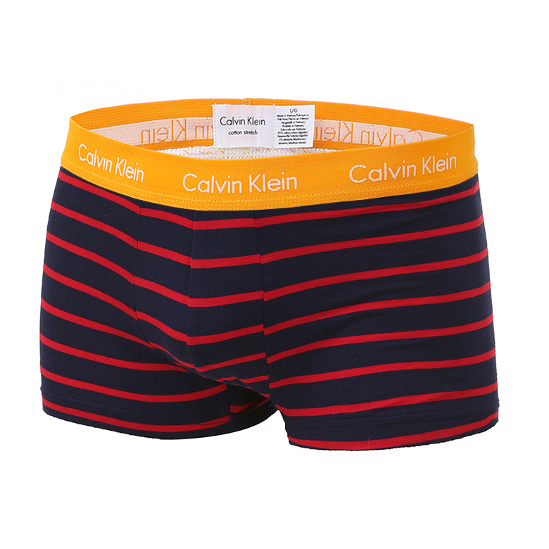 CalvinKlein Underwear U2664 41네이비+옐로우