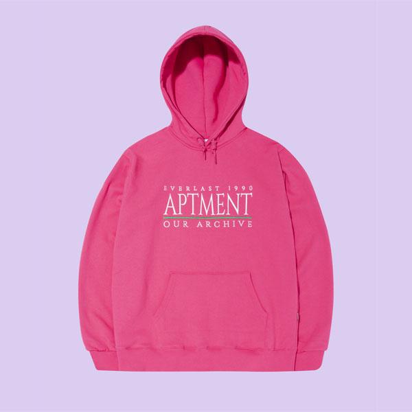 Everapt Hoodie - Pink