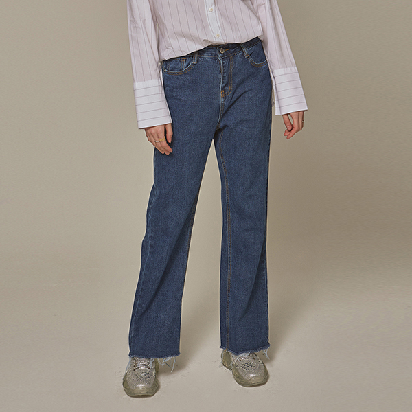 TRENDY LONG WIDE JEAN_DENIM