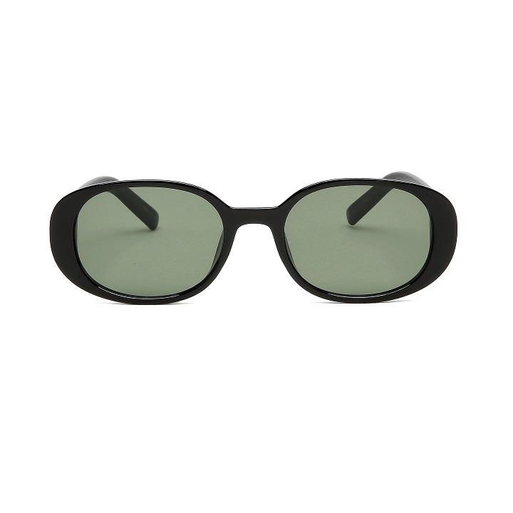 RECLOW E269 BLACK GREEN 선글라스
