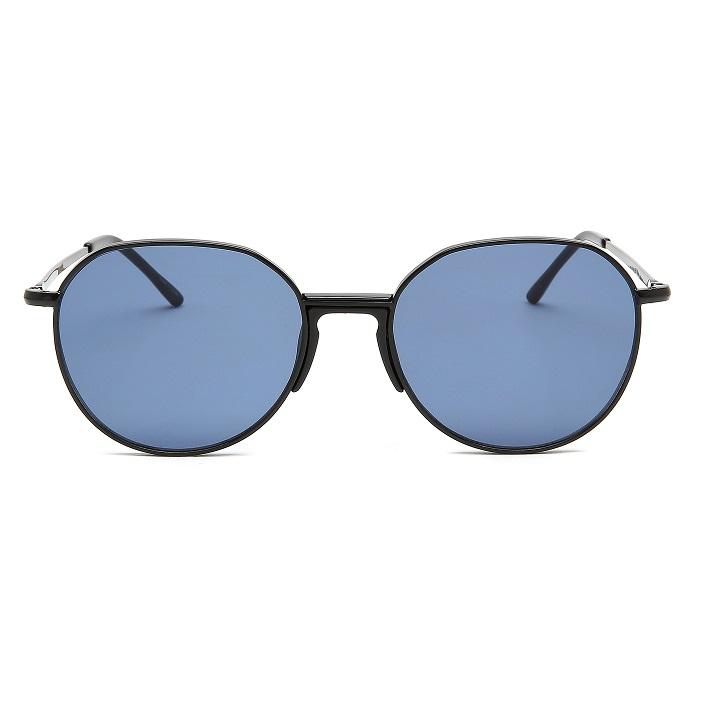RECLOW E270 BLACK BLUE 선글라스