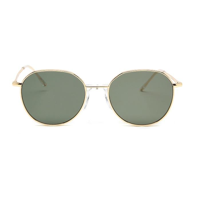 RECLOW E270 GOLD GREEN 선글라스