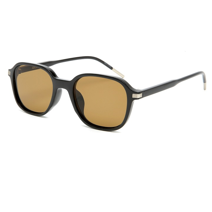 RECLOW E272 BLACK BROWN 선글라스