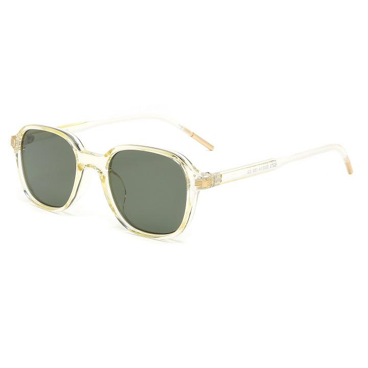 RECLOW E272 CRYSTAL GREEN 선글라스