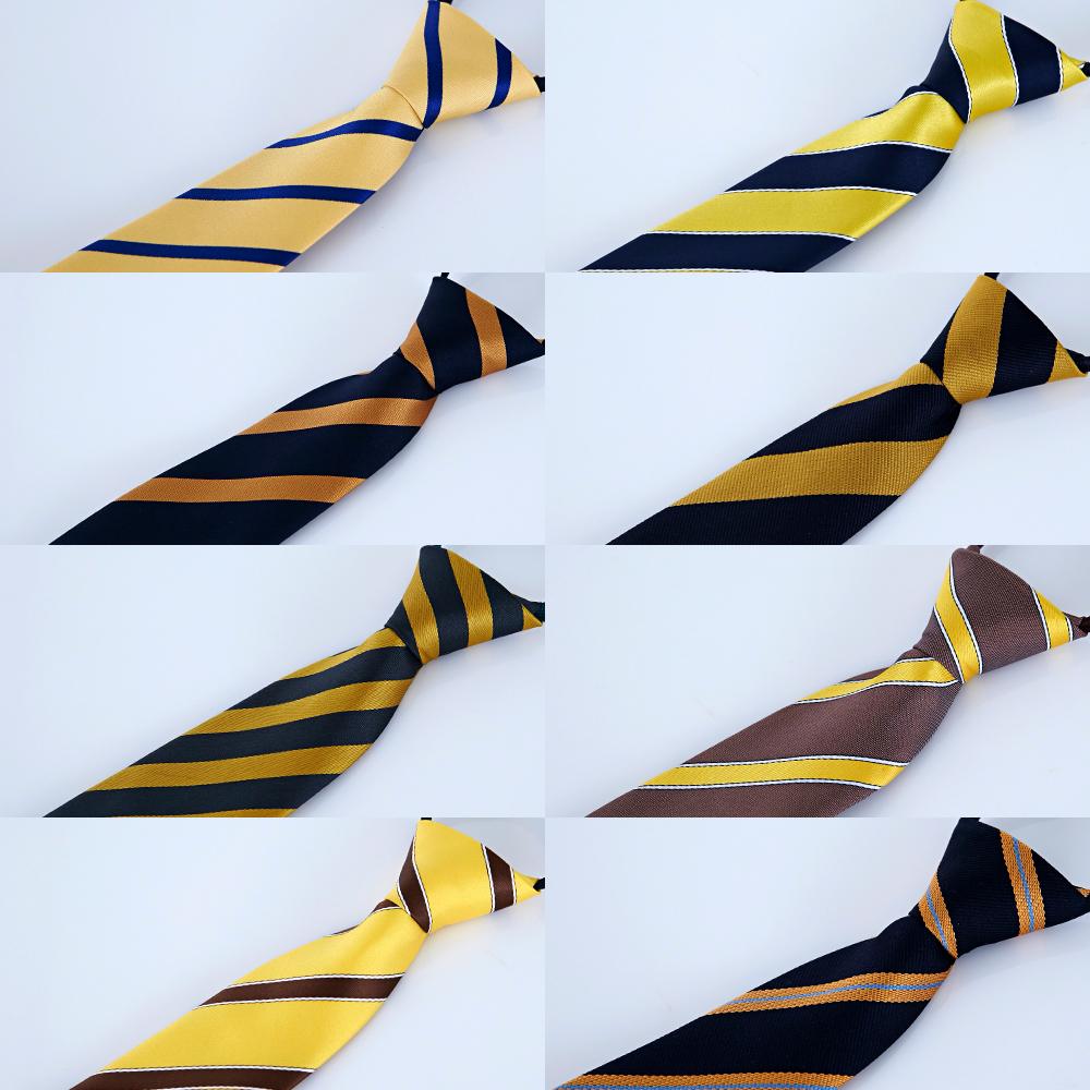 넥타이 시즌7 옐로우계열 (8 Colors) 넥타이 교복타이