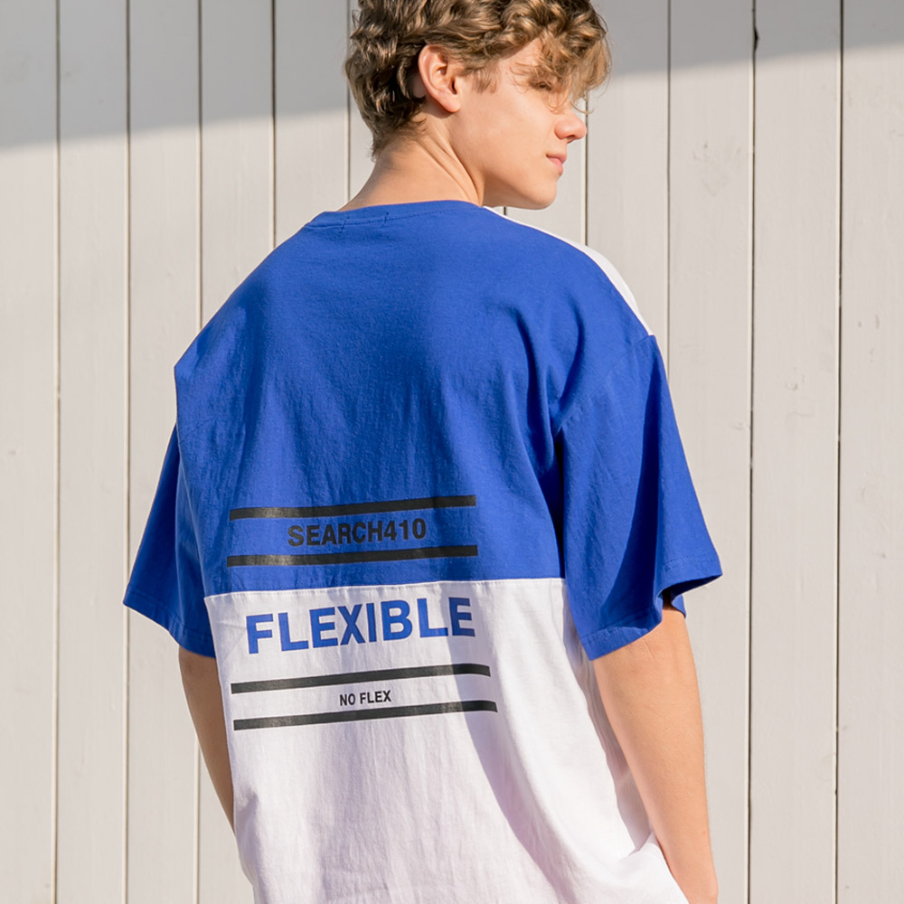FLEXIBLE OVER T_BLUE