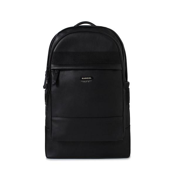 Husky Black Backpack Round 1337 BLACK