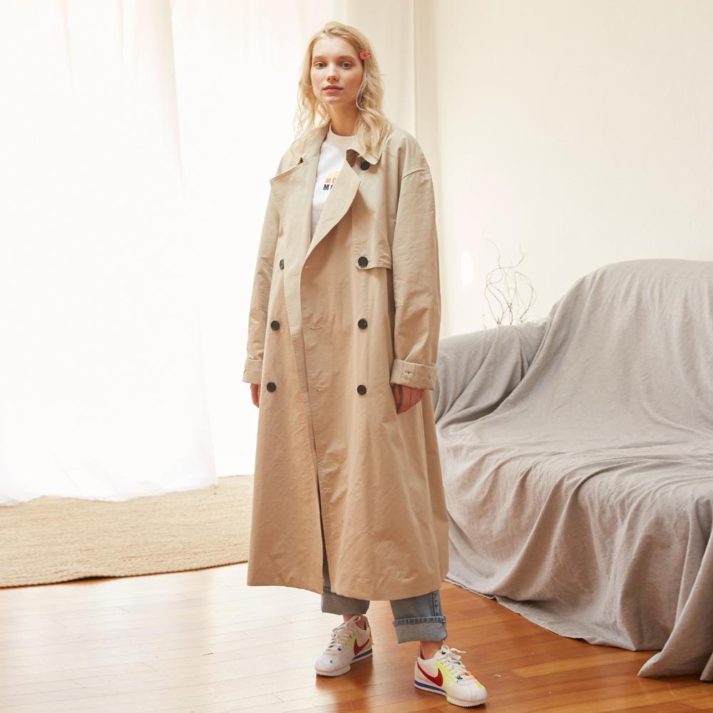 [단독할인][unisex] put up coat (beige)