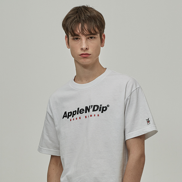 어센틱 로고 티셔츠 3Color
