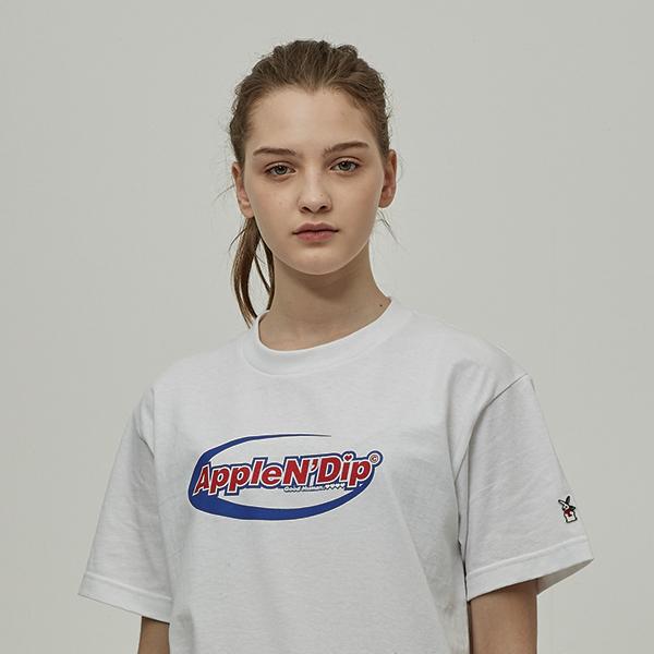 벡터 로고 티셔츠 2Color