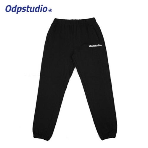 Logo Training Pants Black