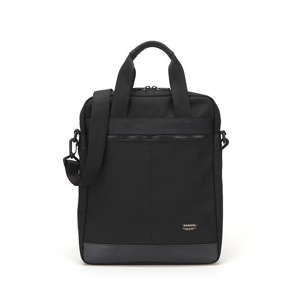 Husky Tote Bag Slim 3755 BLACK