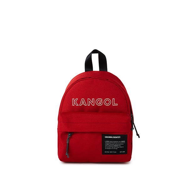 Font mini Backpack 1256 RED