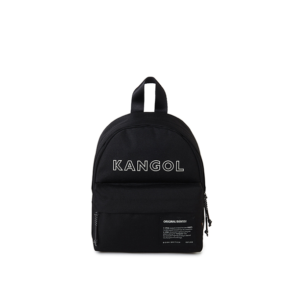 Font mini Backpack 1256 BLACK
