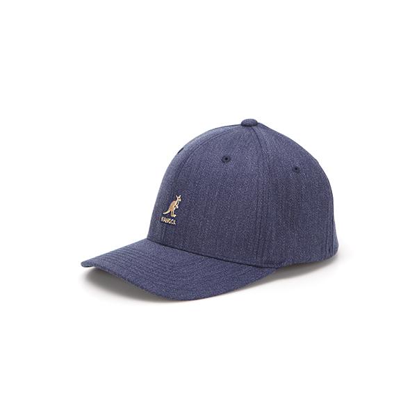 Wool Flexfit Baseball 8650 DENIM