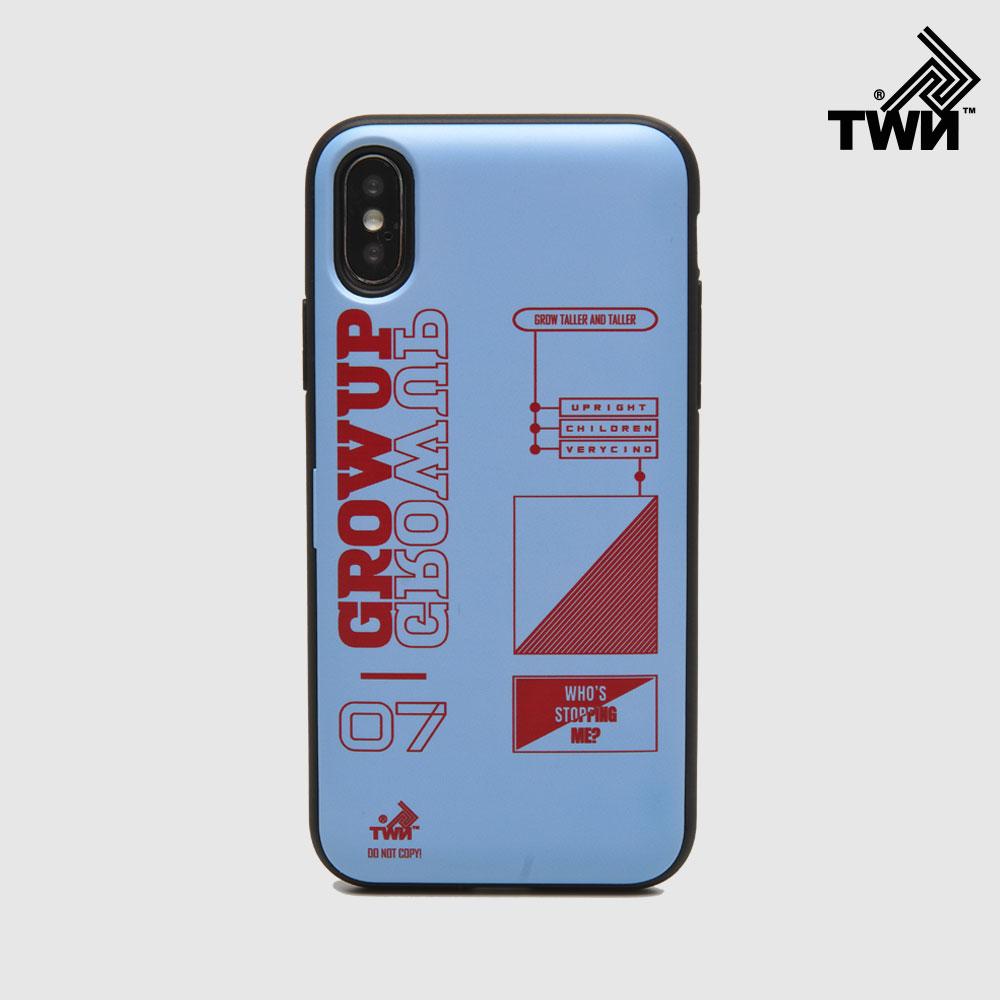 [티떠블유엔] 그로우업라이트 휴대폰케이스 소라