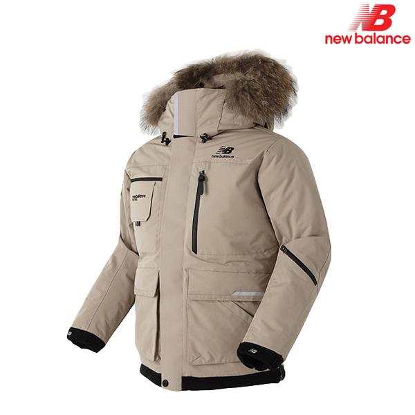 뉴발란스 NBNP644011-BE 패트롤 3 구스다운 자켓 패딩 자켓