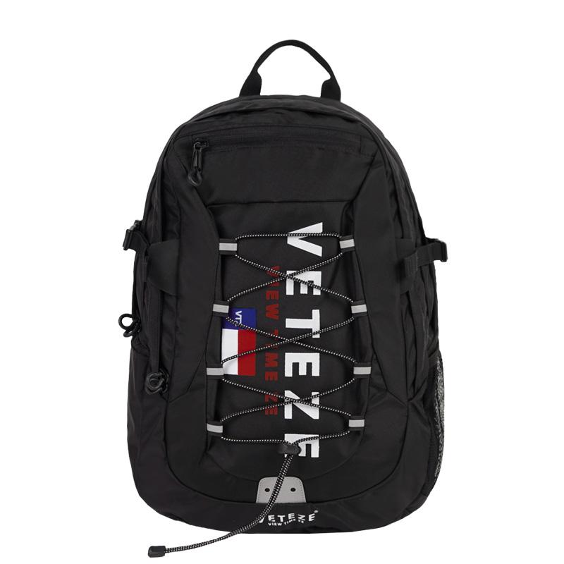 [8/27]Big Logo Backpack (black)