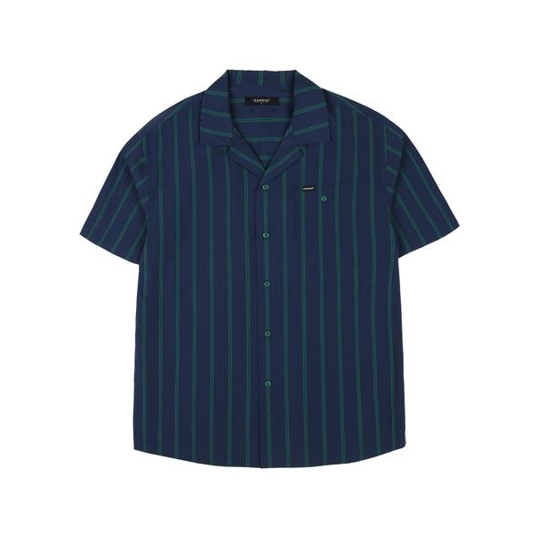 Stirpe Short Sleeve Shirt 7033 NAVY