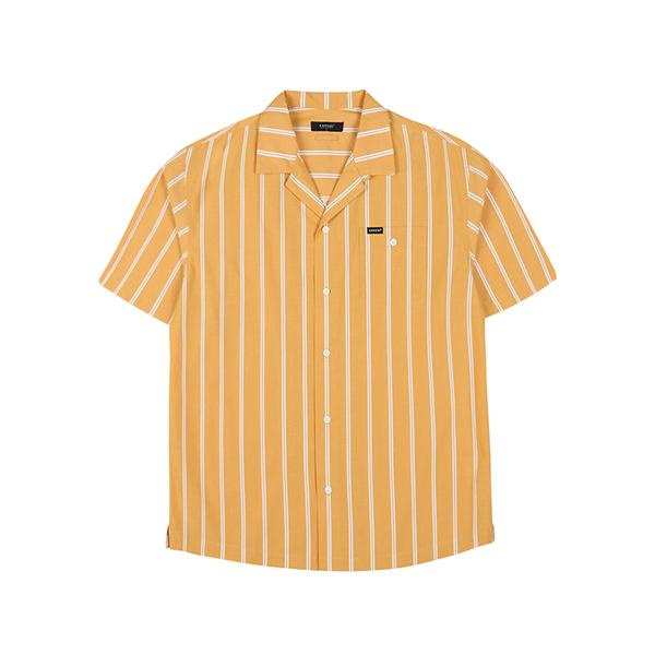 Stirpe Short Sleeve Shirt 7033 MUSTARD