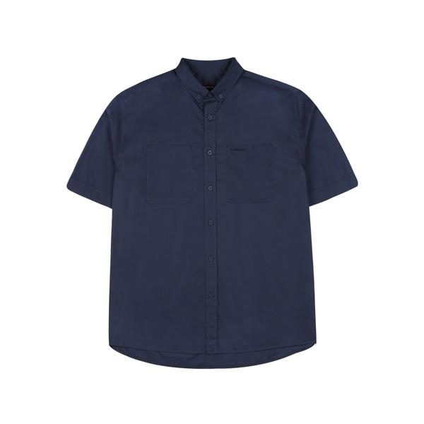 Baisc Short Sleeve Shirt 7034 NAVY