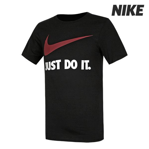 나이키 저스트두잇 스우시 반팔 티셔츠 (707360-010)