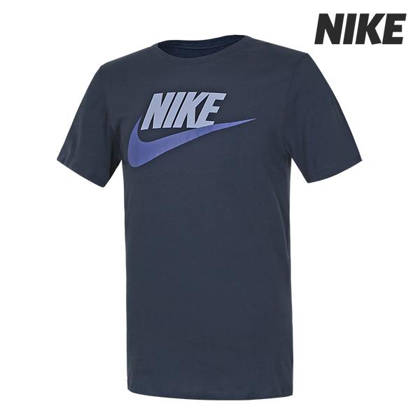 나이키 NSW 퓨추라 아이콘 반팔 티셔츠 (696707-471)