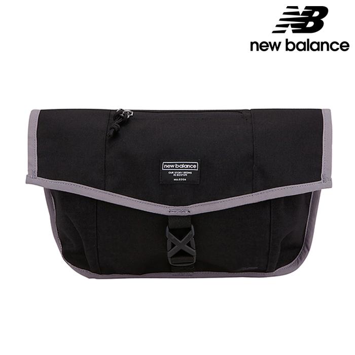 뉴발란스 NBGC7F7201-BK공용 플랫 사이드백 백팩 스포츠백