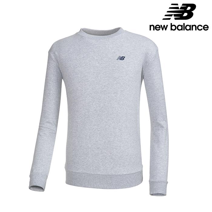 뉴발란스 NBNC712013-LG 공용 카모패턴 맨투맨 티셔츠