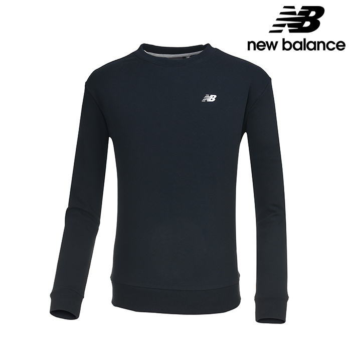 뉴발란스 NBNC712013-BK 공용 카모패턴 맨투맨 티셔츠