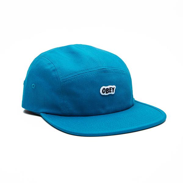 오베이 모자 SLEERPER CAMP CAP 100490052 TEAL