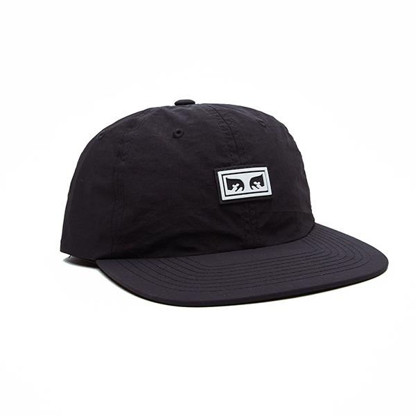 [결산세일]오베이 모자 ALCHEMY 6 PANEL 100580176 BLACK