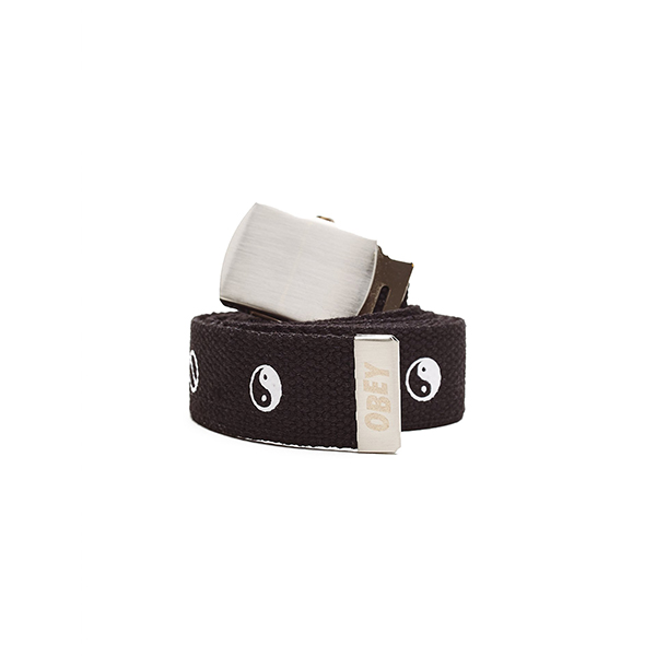 오베이 벨트 GENTRY SYMBOL BELT 100050029 BLACK
