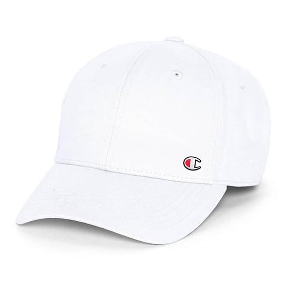 챔피온 클래식트윌 C패치볼캡 H0543L WHITE